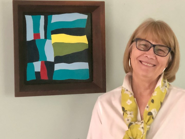 Meet A Decatur ArtWorks Artist - Sheila McConnell