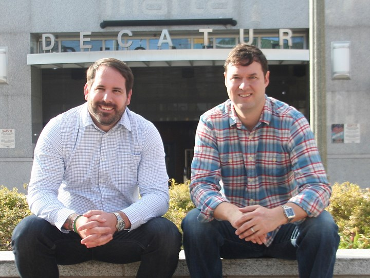 MEET A MEMBER: Matt Barth & Chad Wallace